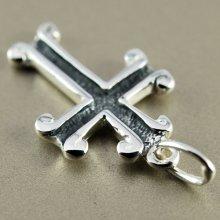 別アングル1: チャーム(クロス/十字架) 1個