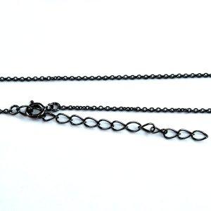画像1: あずき(ブラックIP加工)39cm-0.6mm